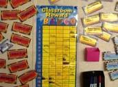 Classroom BINGO Chart