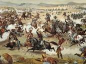 3 Major Indian War Battles.