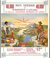Men Needed in Western Canada!