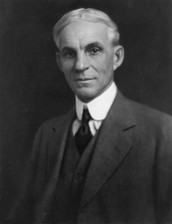 25. Henry Ford