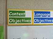 Clear Objectives