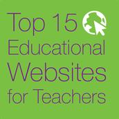 Educational Websites for Teachers