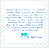 Beginning with Efficacy