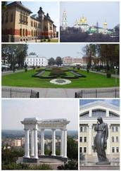 Історія міста моїх родичів