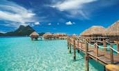 Hotel en la isla