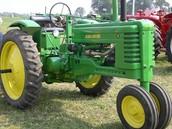Dem' Tractors!