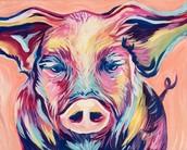 Pastel Piggy