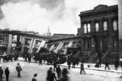 1906 San Francisco earthquake damage