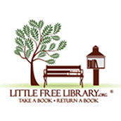 Learn More about the cause at Little Free Library