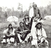 Ojibwe family (Clan)