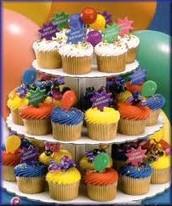 Para que te puedas guiar somos los que tenemos una torre de cupcakes