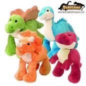 Dinosaur Plush Toys