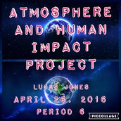 Atmosphere and Human Impact Project