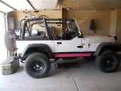 Uncles Jeep