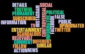 The Media in Twenty-Five Words