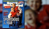 Conner and Cayden on sports illustrated
