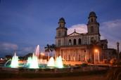 Capital,Managua