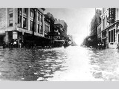 Flooding after the storm