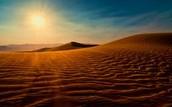 Tipos de desiertos: