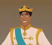 Prince Naveen as Don Pedro