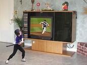 ¿Cuál de la televisión el el hogar?