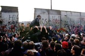 Event #3 Berlin Wall comes Down