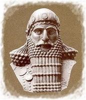 Hammurabi Statue.
