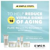 The EVER Skin Care Regimen