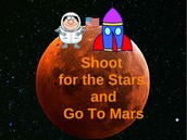 The purpose of this project is for us to discover if we can have life on Mars.