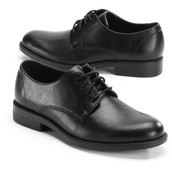 Dress shoes are always nice.`