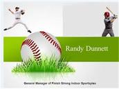 Randy Dunnett : Baseball Coach
