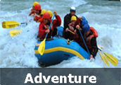 Adventure Holidays Travel Packages