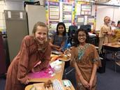 Cultural Bazaar - Fifth Grade SAGE