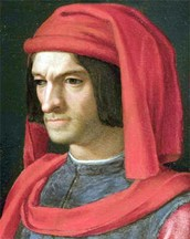 The guy who's not the next one in line but rather the guy after because nobody cares about the guy in between and this guy is considered to be amazing apparently - Lorenzo de' Medici (a.k.a. Il Magnifico)