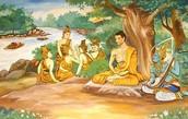 Place where Gautama got enlightened