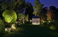 Iluminación y decoración para jardines.