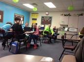 Ms Hartmans class (Ela1)