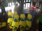 Human Bowling Balls