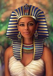 Hatshepsut Crowned Co-Pharaoh of Egypt