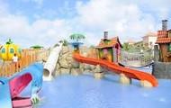 Parc aquatique pour enfants
