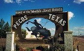 Pecos Rodeo Hall of Fame!