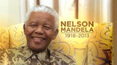 Anniversary of the passing of Nelson Mandela