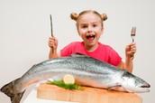 No seafood :'(