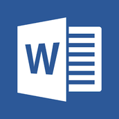 Other software, Microsoft word