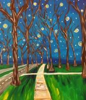 Starry Night Park