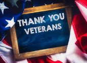 Breakfast with Our Veterans ~ November 7th