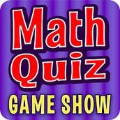 Math Quiz Game Show