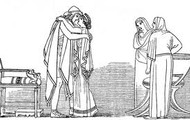 Odysseus Returns to Penelope