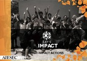 LET'S IMPACT TEAM - HIGH IMPACT ACTIONS