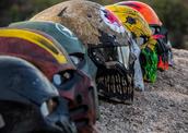 Paintball Helmets